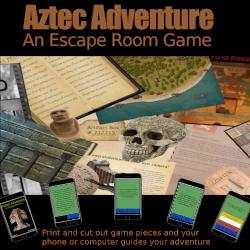 Aztec Adventure (Digital Download)